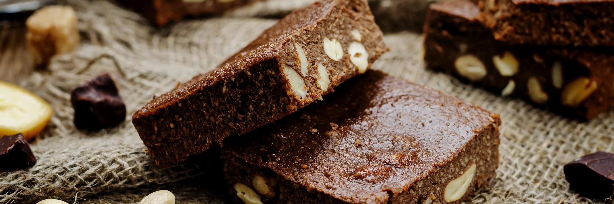 merendina al cioccolato e cereali