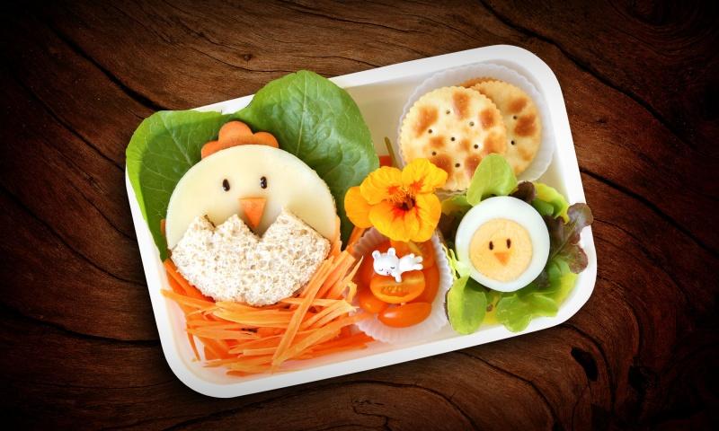 Egg Box Lunch
