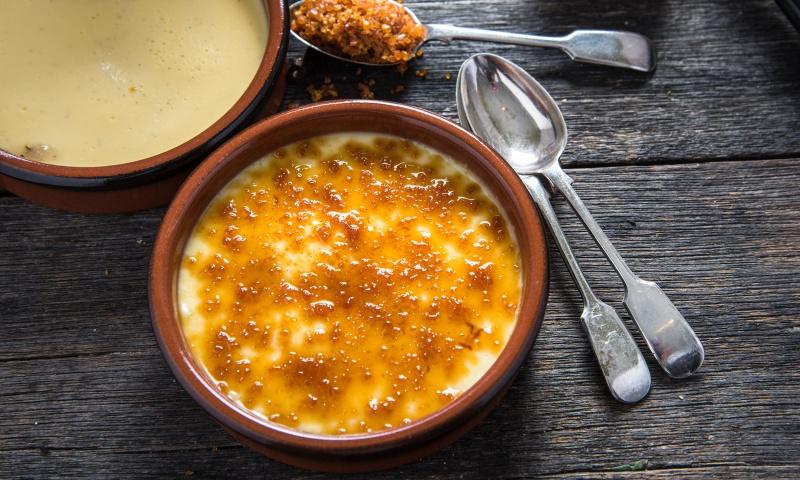 Crème brulèe