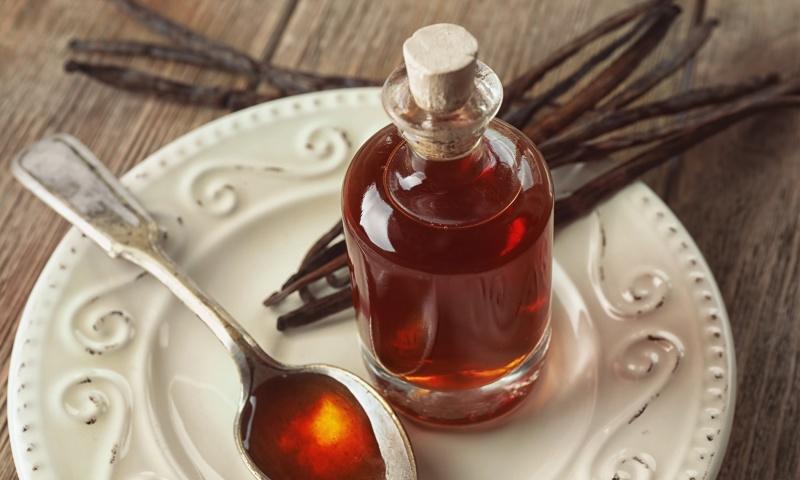 estratto di vaniglia fatto in casa